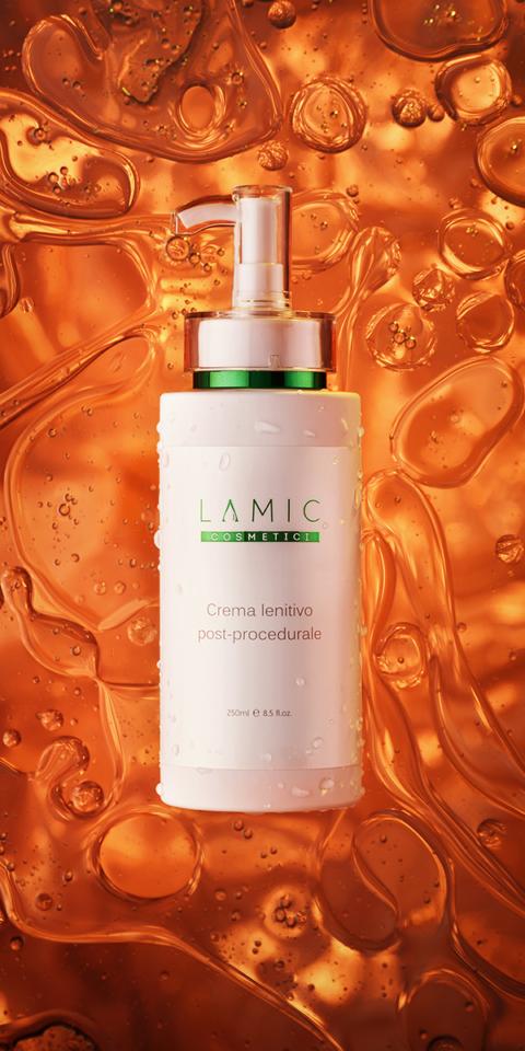 Постпроцедурный крем «Lamic crema lentivo post-procedurale»